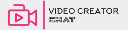 Video Creator Chat Logo